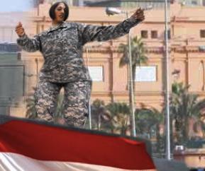 Egipcios radicalizarán protestas con bailoterapia