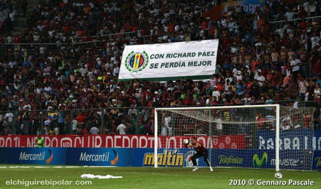 "AD lanza campaña ""Con Richard Páez se perdía mejor"""