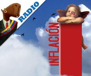 Audio: Barras de inflación venezolana molestan a habitantes del cielo
