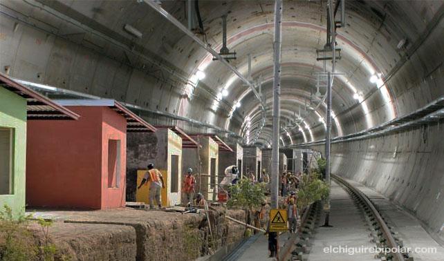 Utilizarán túneles del Metro para solucionar crisis habitacional