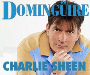 Domingüire No.20: Charlie Sheen