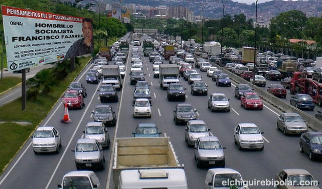 Construirán segundo hombrillo en la Francisco Fajardo para mejorar tránsito