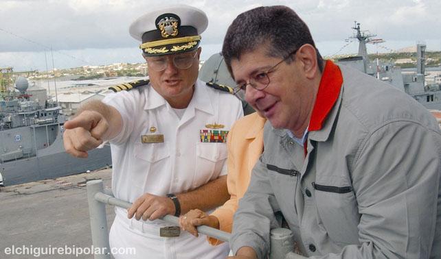 En universo paralelo Presidente Ramos Allup lidera encuestas