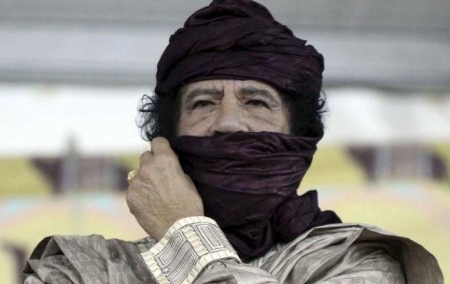 Gadafi aprovecha desvío de atención para acabar con la oposición de Libia, Egipto y Venezuela