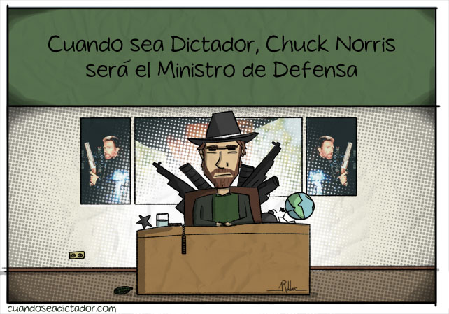 Ministro de Defensa