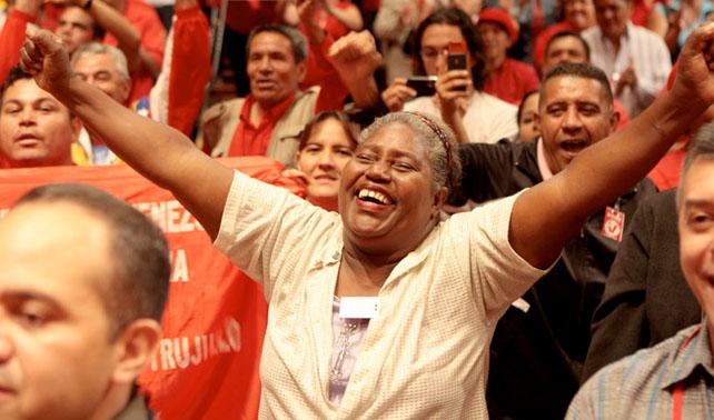 Ley antidiscriminación luchará por afrodescendientes... inscritos en el PSUV