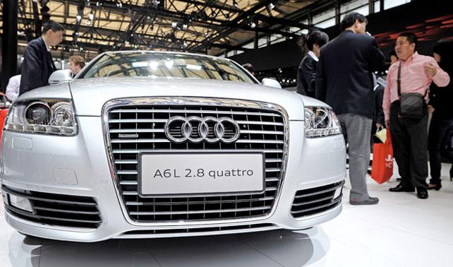 Audi lanza al mercado otro carro arrechísimo que no puedes comprar