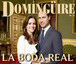 Domingüire No.26: Kate y William (Especial 2 páginas)