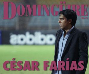 Domingüire No.25: César Farías