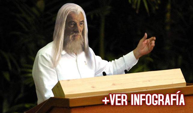 Gandalf y Dumbledore se suman a la joven cúpula política cubana
