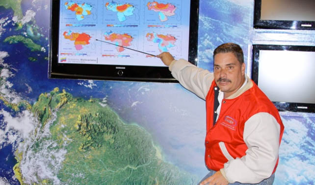 Inameh pronostica que falta de lluvias no podrán servir de excusa para crisis eléctrica