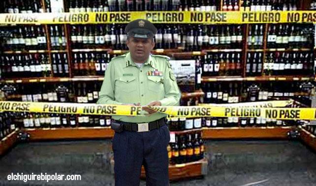 Policía y licorerías se preparan para ignorar la ley seca