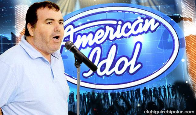 Makled canta y pasa a finales de American Idol