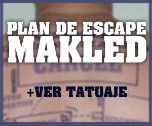 Makled se tatúa plan de escape de cárcel venezolana