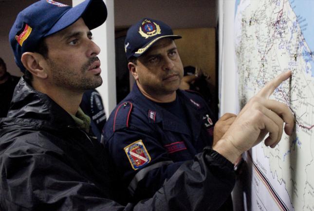 Radonski ubica en un mapa a las viejitas que besará en su campaña