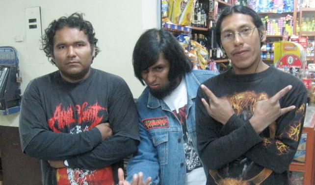 MySpace de banda de neopunk de Maracay recibe visita por error