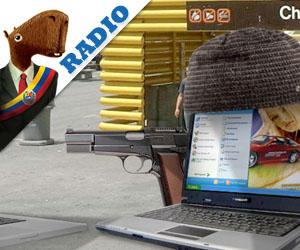 Audio: MacBook Pro es asaltada en Chacaíto por laptop Síragon