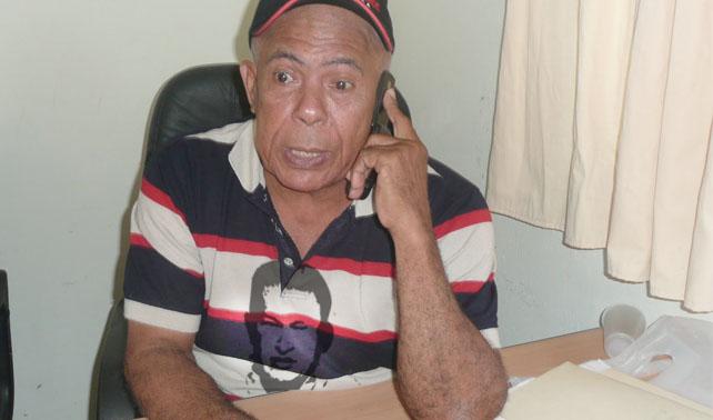 Señor cumple 9 años con llamada en espera en Aló Presidente