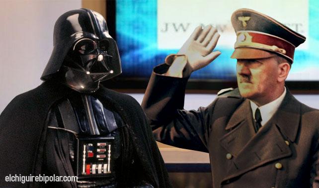 Peruanos se debaten entre Hitler y Darth Vader