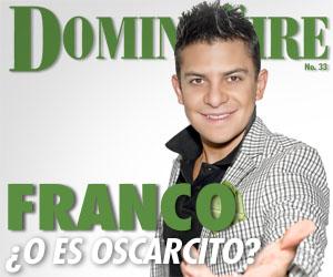 Domingüire No.33: Franco ¿O es Oscarcito?