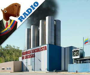 Audio: Gobierno abrirá fábrica de excusas en Delta Amacuro
