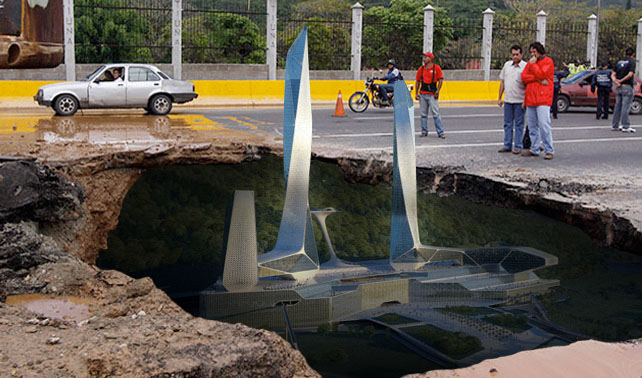 Descubren país subterráneo donde todo funciona dentro de hueco de la Valle Coche
