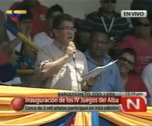 Jaua nombraría a Adán Chávez como conductor designado (Video)