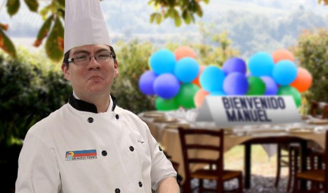 Cocinero de Rosales harto de cancelar cenas de bienvenida