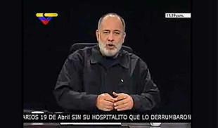 """Mario Silva exige a """"Mamaguevos hijos de puta"""" respetar la enfermedad de Chávez"""