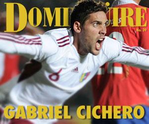 """Domingüire No.39: Gabriel Cichero """"Demasiado bello"""""""