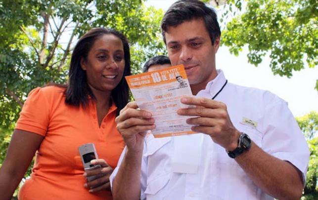 Voluntad Popular eligió con quién se va a pelear Leopoldo López en 2 años