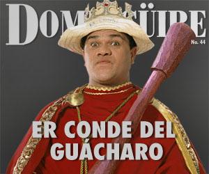 Domingüire: Er Conde del Guácharo