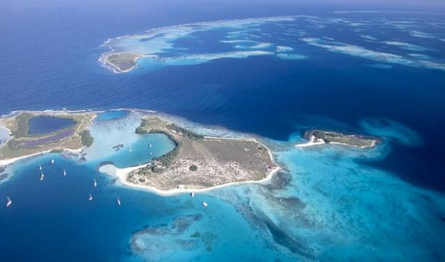 Creación del Territorio Insular Miranda soluciona problemática de querer cambiarle el nombre a Los Roques