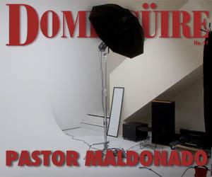 Domingüire: Pastor Maldonado no llegó a tiempo para la foto