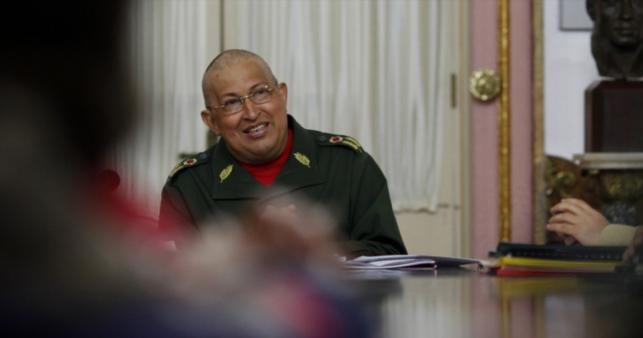 Chávez no reconocerá nuevo gobierno en Libia hasta que se nos olvide lo que acaba de decir