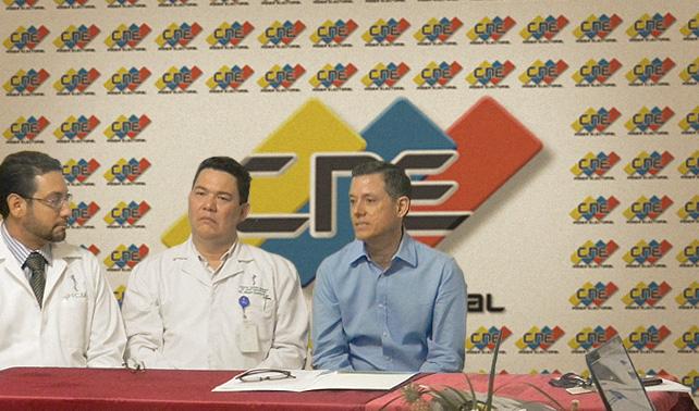 Nombran a médicos de Chávez como nuevos rectores del CNE