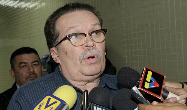 TSJ: Didalco Bolívar deberá presentarse cada 30 días en Miraflores para un Whisky