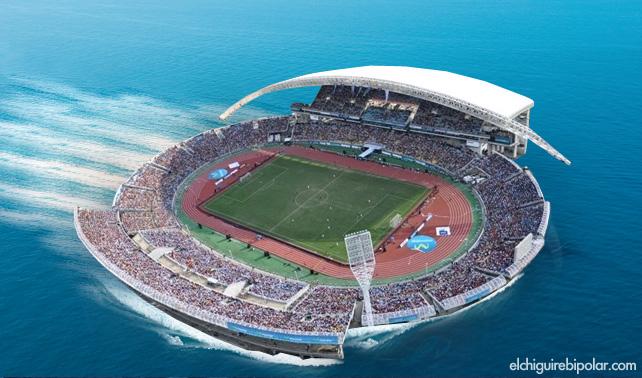 Gobierno usará estadios de Copa América para trasladar pasajeros a Margarita