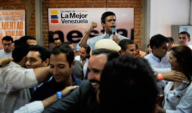 Maduro: Habilitaremos a López después de las primarias por, bueno, por joder pues