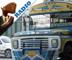 "Audio: Bus Maracay-Choroní amenaza con volcarse si escucha otra vez ""una vaina loca"""