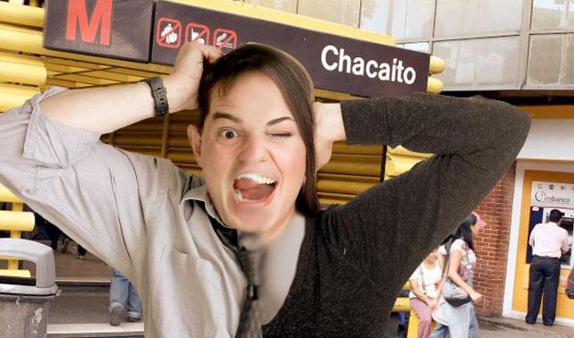 Apretujamiento en Metro hace que dos personas se fusionen en una misma