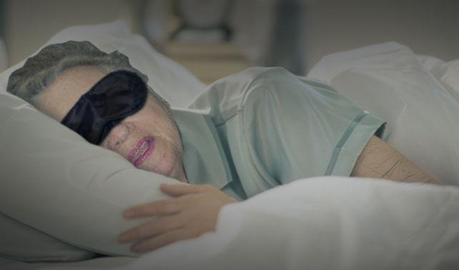 Señora se curó del insomnio gracias a salida de Carla Angola de Buenas Noches