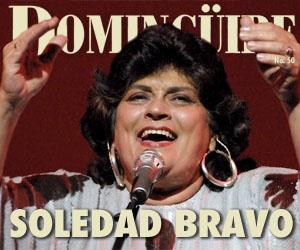Domingüire No.50: Soledad Bravo