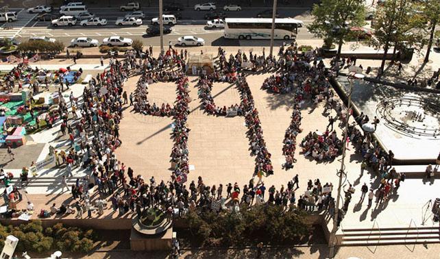 Corporaciones compran a todos los manifestantes de #OccupyWallStreet