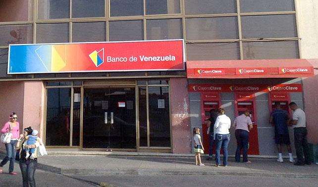 Banco de Venezuela ofrecerá créditos para secuestros