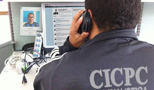 Pasante del CICPC que pincha llamadas de Ricardo Sánchez piensa suicidarse