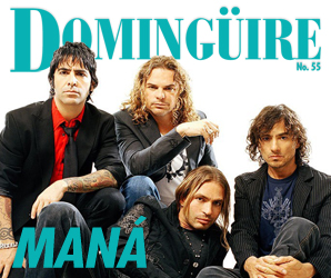 Domingüire No.55: Maná (Especial música latina)
