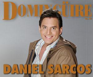 Domingüire No.54: Daniel Sarcos