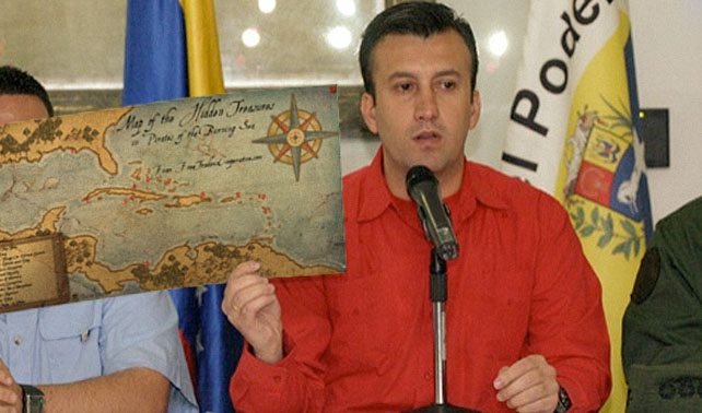 Gobierno ofrece cifra oficial de muertes violentas dentro de un cofre debajo del mar