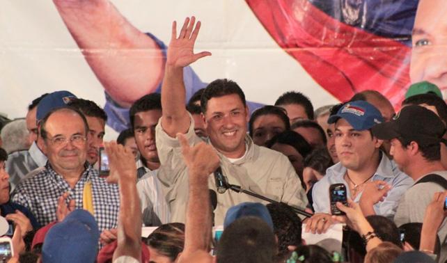 """Partido """"Mamá de Henrique Capriles"""" expresa su apoyo a Pablo Pérez"""